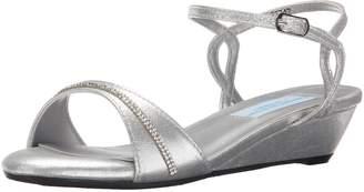 Dyeables Dyeables, Inc Womens Women's Mallory Dress Sandal