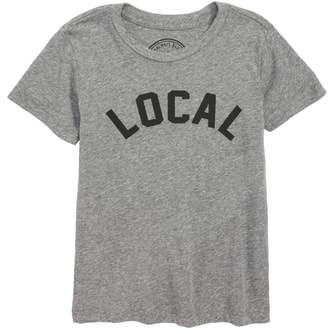 Tiny Whales Local Graphic T-Shirt