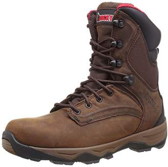 Rocky Men's 8 Inch Retraction Work Boot