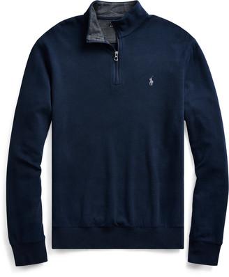 Ralph Lauren Luxury Jersey Pullover
