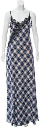 Alberta Ferretti Sleeveless Maxi Dress w/ Tags