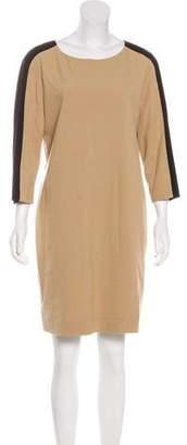 Calvin Klein Knee-Length Long-Sleeve Dress