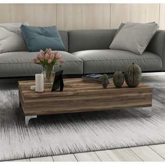Union Rustic Ivy Lift Top Coffee Table