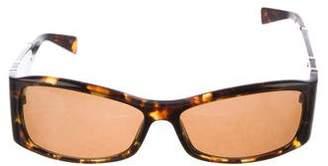 Lanvin Rectangular Tinted Sunglasses