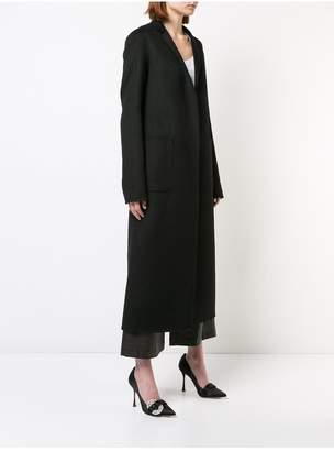 ADAM by Adam Lippes Zibelline Cashmere Coat With Pockets