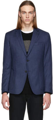 BOSS Navy Hooper-WG Blazer