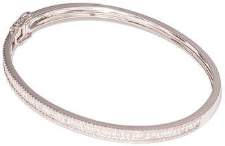 Anne Sisteron Diamond Eloise White-Gold Bangle Bracelet