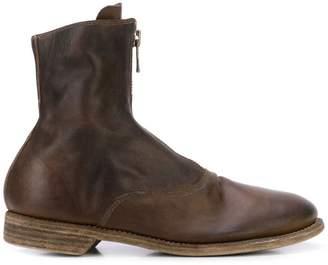Guidi cargo boots