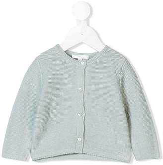 Chloé Kids knitted buttoned cardigan