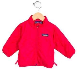 Patagonia Girls' Puffer Zip-Up Jacket