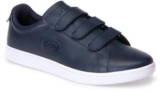 Lacoste Mens Carnaby Evo Strap Leather Trainers