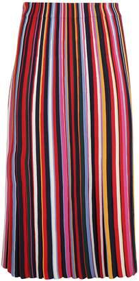Tory Burch Long Pleated Skirt