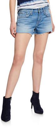 Rag & Bone Cate Mid-Rise Shorts