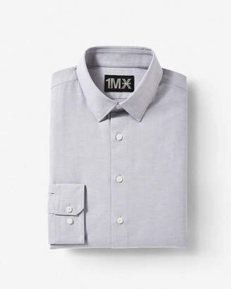 Express Classic Fit Easy Care Oxford 1Mx Shirt