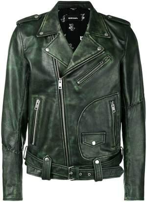 Diesel L-Grime biker jacket