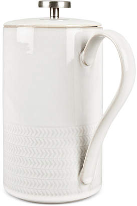 Denby Natural Canvas Stoneware 2-Pc. Lidded French Press