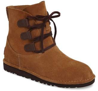 UGG Elvi Suede Lace-Up Boot