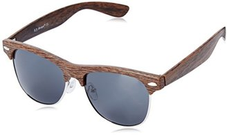 A.J. Morgan Treehouse Rectangular Sunglasses $24 thestylecure.com
