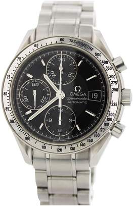 Omega Speedmaster reduced Silver Steel Watches