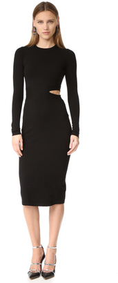 Elizabeth and James Railey Slit Waist Dress $385 thestylecure.com