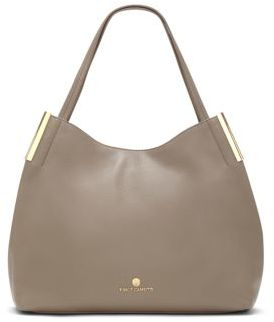 Tina Leather Hobo $248 thestylecure.com