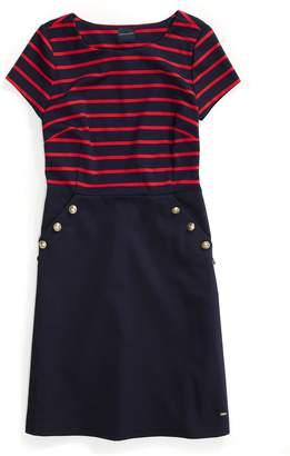 Tommy Hilfiger Stripe Combi Dress