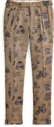Ralph Lauren Graphic Suit Trouser