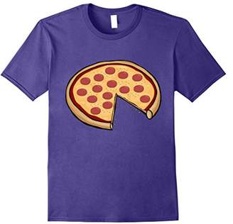 Pizza Matching Shirt: Whole Pizza One Slice Missing Gift