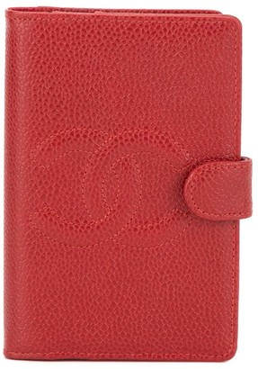 Chanel Pre-Owned Agenda notebook cover