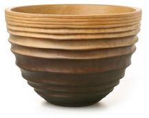 Carved Ombre Bowl