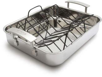 Sur La Table Demeyere Industry5 Roasting Pan