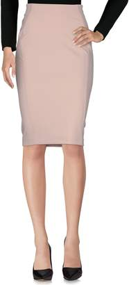 Pinko Knee length skirts