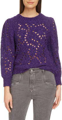 Etoile Isabel Marant Sineady Pointelle Sweater