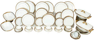 One Kings Lane Vintage Haviland Limoges Chinaware - 44-Pcs - La Maison Supreme