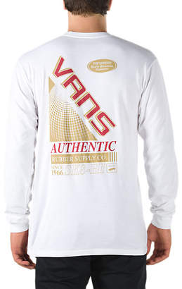 Blank Tape Long Sleeve T-Shirt