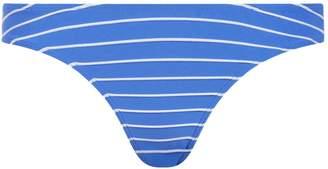 Jonathan Simkhai Striped Bikini Bottoms