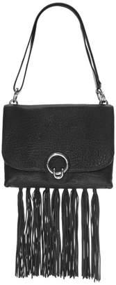 Rebecca Minkoff Isabel Fringe Leather Shoulder Bag