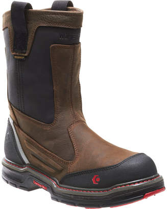 Wolverine Overman Mens Safety-Toe Work Boots