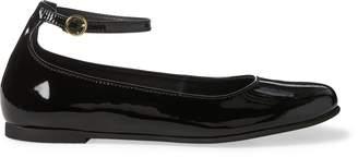 Ralph Lauren Alyssa II Leather Ballet Flat