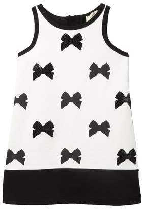 Kate Spade bow tie shift dress (Toddler Girls & Little Girls)