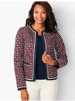 Talbots Reversible Quilted Jacket