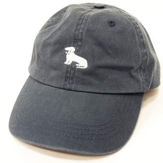Blade + Blue Faded Blue Dachshund Logo Baseball Cap - Mookie