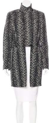 Akris Wool Short Coat