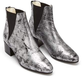 Nine to Five - Chelsea Boot Brygge Black Lining