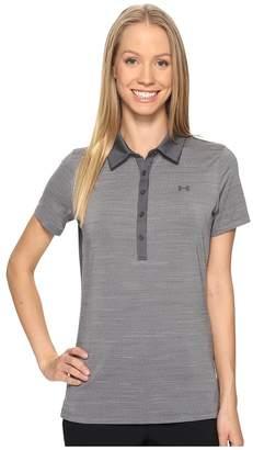 Under Armour Golf Zinger Polo Women's Short Sleeve Pullover