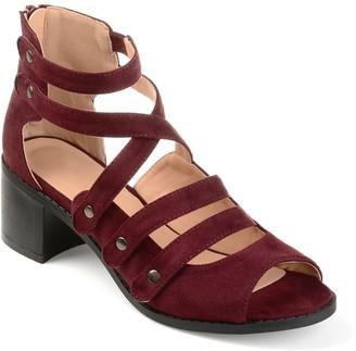 Journee Collection Arbor Women's High Heel Sandals