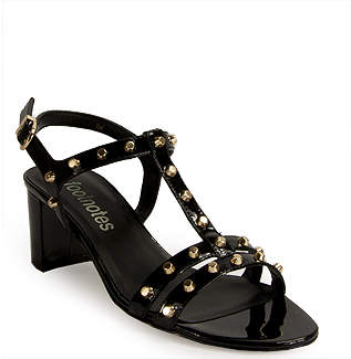 Footnotes Mette - Studded Sandal