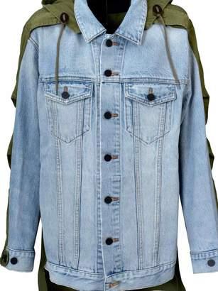 Alexander Wang Daze Mix Denim Jacket