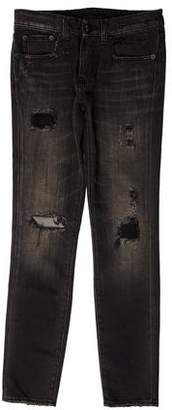 R 13 Alison Mid-Rise Jeans w/ Tags