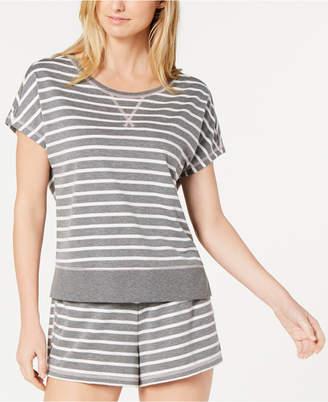 Jenni by Jennifer Moore Printed Knit Pajama Top